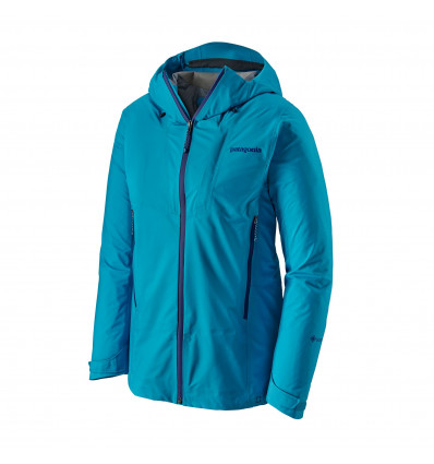 Patagonia Ascensionist (Curacao Blue) femme