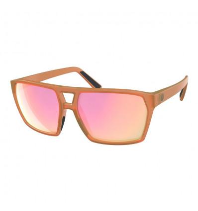 Scott Lunettes de soleil Tune (Translucent Orange)