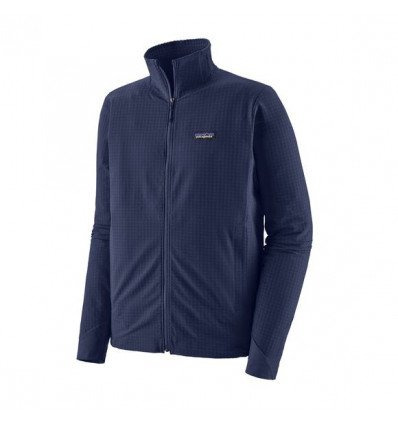 Veste Patagonia R1 Techface (Classic Navy) homme