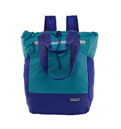 Patagonia Ultralight Black Hole Tote Pack (Curacao Blue)