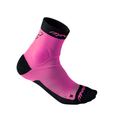 Chaussettes Dynafit Alpine Short (Fluo Pink)