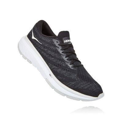 Chaussure de running Cavu 3 Hoka One One (Black/ White) Femme