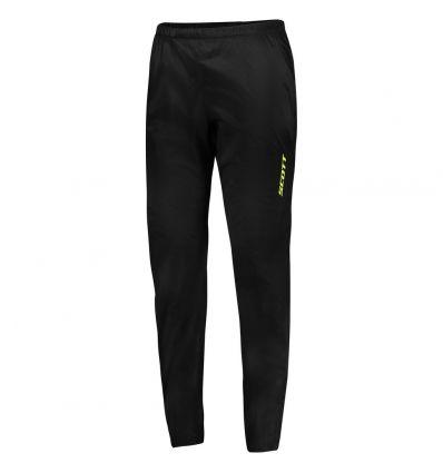 SCOTT Pantalon running RC Run WP (Black/yellow)