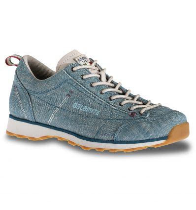 Chaussures Dolomite 54 LH Canvas (Bleu Turquoise) Femme