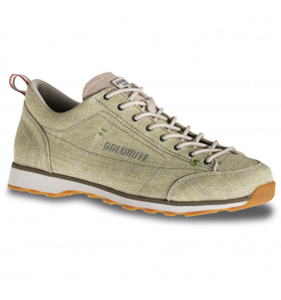 Chaussure Dolomite 54 LH Canvas (Vert champ) Homme