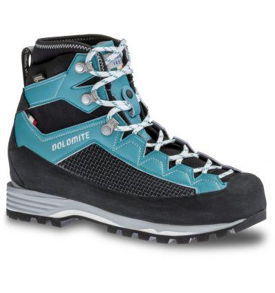 Chaussures Dolomite Torq Tech GTX (Black/jade Green) Femme