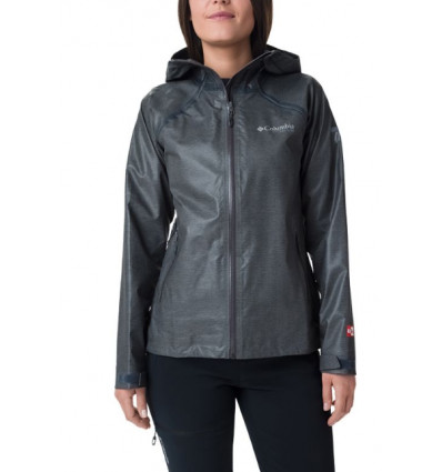 Columbia Outdry Ex Reign (charcoal Heather) - Femme