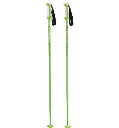 Bâtons ski Alpin Komperdell Outer limit (vert)