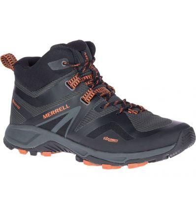 Chaussure randonnée Merrell Mqm Flex 2 Mid Gtx (Burnt/granite) homme