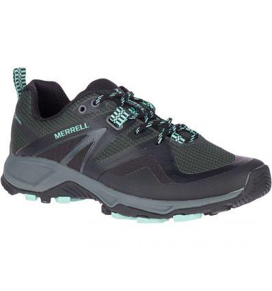 Chaussures de randonnée Merrell Mqm Flex 2 Gtx (Granite/wave) femme
