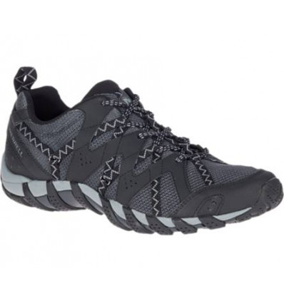 Chaussures de randonnée Merrell Waterpro Maipo 2 (Black) Homme