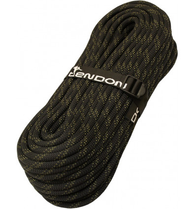 Cordes Static 11mm Treatment Standart - Black - 50 m Tendon