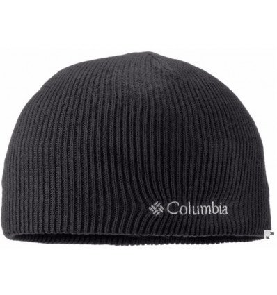 Columbia Whirlibird Watch Cap Beanie (black, Graphite Marled)
