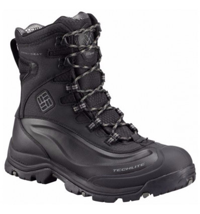 Chaussures Columbia Bugaboot Plus Iii Omni-heat (black, Charcoal) homme