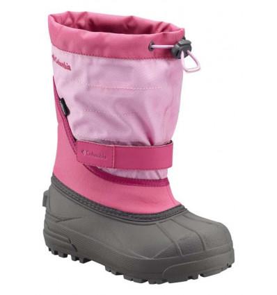 Chaussures Après Ski Enfant Columbia Powderbug Plus Ii (Orchidé)