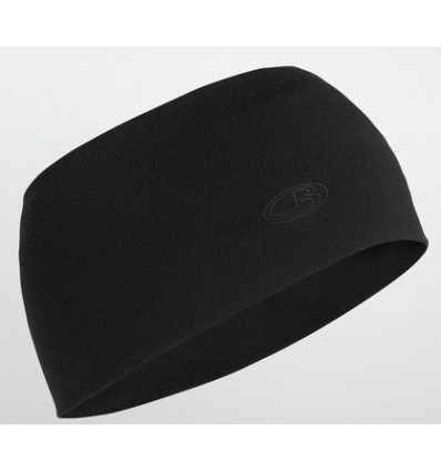 Icebreaker Chase Headband (black)