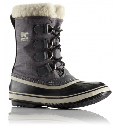 Botte après ski Sorel Winter Carnival (pewter, Black)