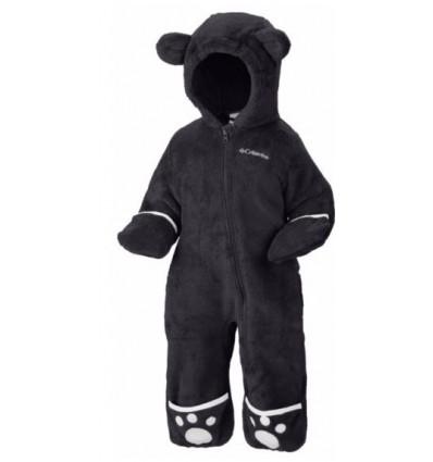 Combinaison polaire Columbia Foxy Baby II Bunting (black) bébé
