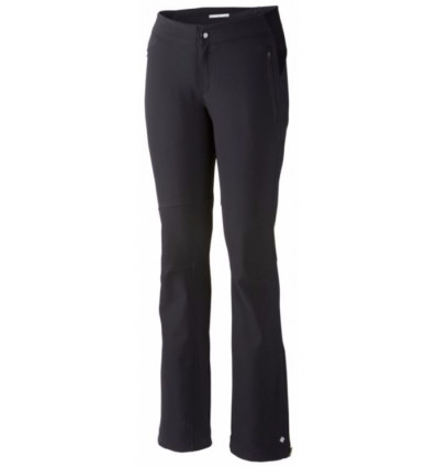 Pantalon Columbia Back Beauty Heat (black) Femme