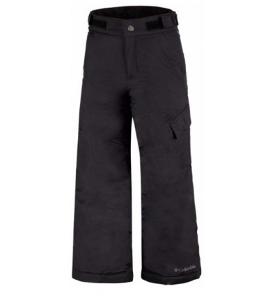 Pantalon de ski Columbia Ice Slope II Pant (black) garçon