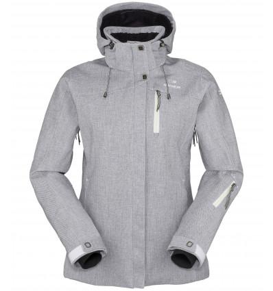 Jacket Eider Redsquare (White - Blanc) femme