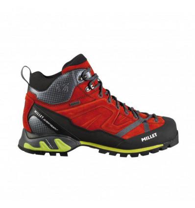Chaussures Mi-Montante Millet Super Trident GTX (red)
