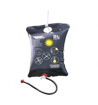 Douche solaire 20 litres EVA Frendo