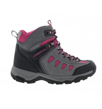 Chaussure de randonnée Marcelly Kimberfeel rose