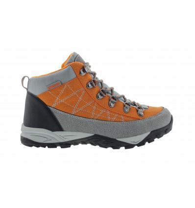Chaussure montagne femme Trelod Kimberfeel orange