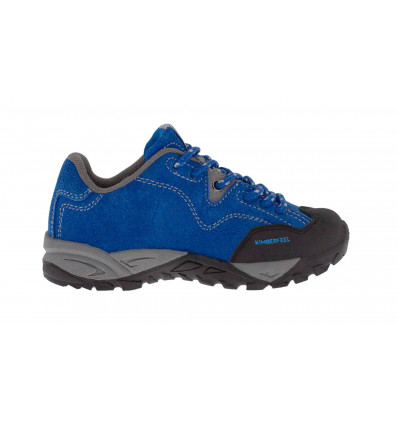 Chaussure outdoor Paccaly Kimberfeel bleu