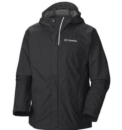Veste imperméable enfant Columbia Watertight Jacket (black)