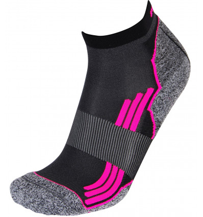 Chaussettes running No limit Rywan rose