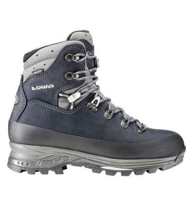 Chaussure de randonnée Tibet GTX navy/graphite Lowa femme