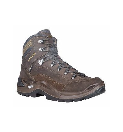 Chaussure de randonnée Renegade Lowa GTX Mid ardoise/caramel