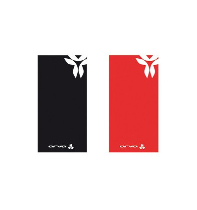 Tour de cou simple rouge ou noir