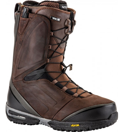 Boots El Mejor Nitro Snowboard