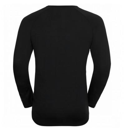 Odlo Herren Bl Top Crew Neck L//S Concord Shirt