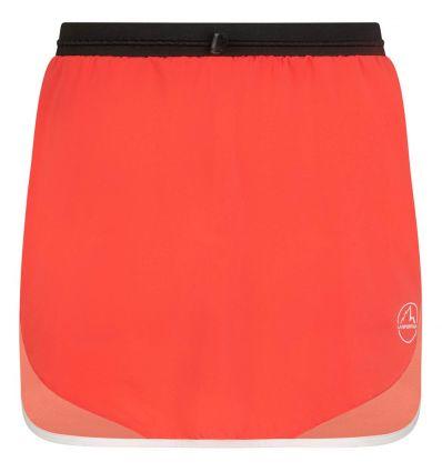 La Sportiva Comet Skirt (Hibiscus/Flamingo) femme