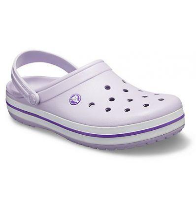 Sabots Crocs Crocband™ Clog (lavender/purple)