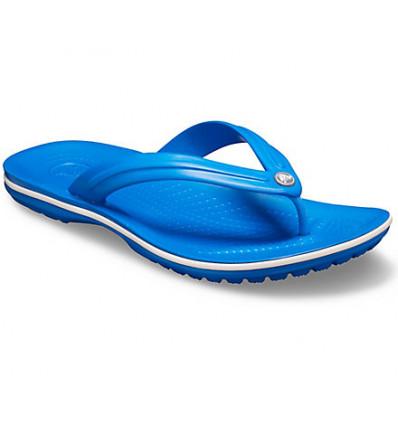 Crocs Crocband™ Flip (bright cobalt/white) unisexe