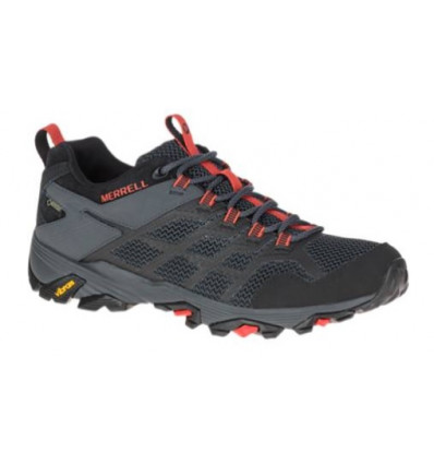 Chaussures de randonnée Merrell Moab FST 2 Gore tex (Noir/Granite) Homme