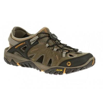 Chaussures de randonnée Merrell All Out Blaze Sieve (Marron/Caramel) Homme