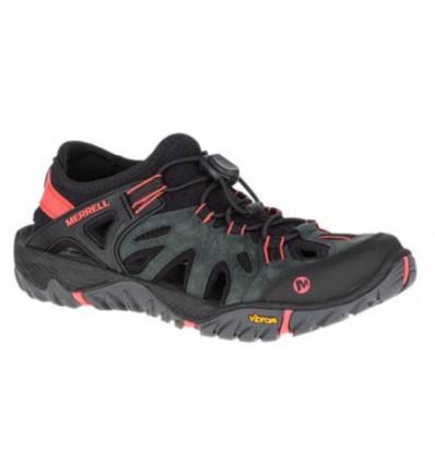 Chaussures de randonnée Merrell All Out Blaze Sieve (Noir/Rose) Femme