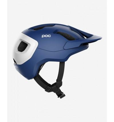 Casque vélo Poc Axion Spin (Lead Blue Matt) unisexe