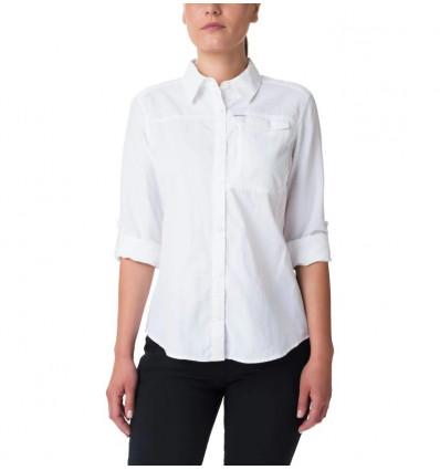 chemise manches longues de randonnée silver Ridge femme Columbia