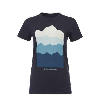 Tee-shirt Black Diamond Vista (Eclipse) Femme