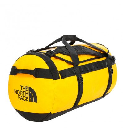The North Face Base Camp Duffel L (Summit Gold/Black)