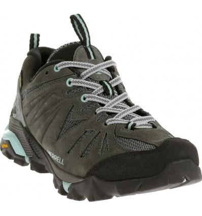 Chaussures de randonnée Merrell Capra Gore-Tex (Granite) Femme