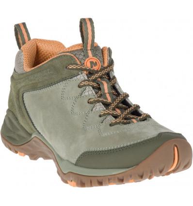 Chaussure de randonnée Merrell Siren Traveller Q2 (Olive Vertiver) Femme