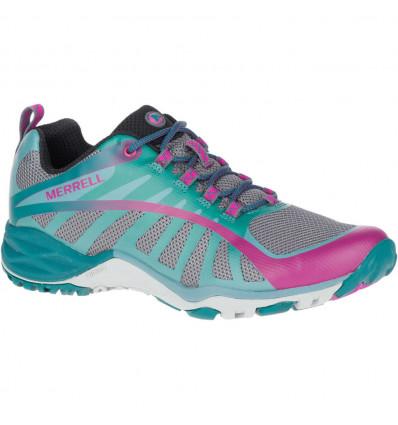 Chaussures de randonnée Merrell Siren Edge Q2 (Clover/Smoke) Femme